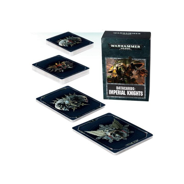 DATACARDS: IMPERIAL KNIGHTS (ENG) (54-02-60)
