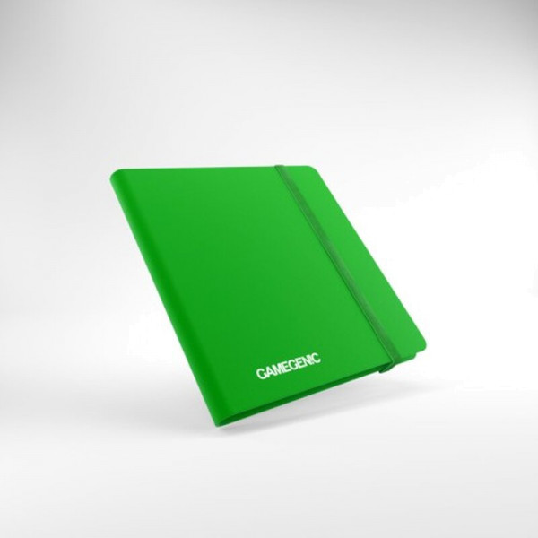 Gamegenic - Casual Album 24-Pocket Green