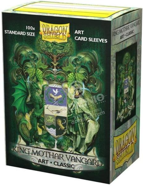 Dragon Shield: Classic Art King Mothar Vangard (100)