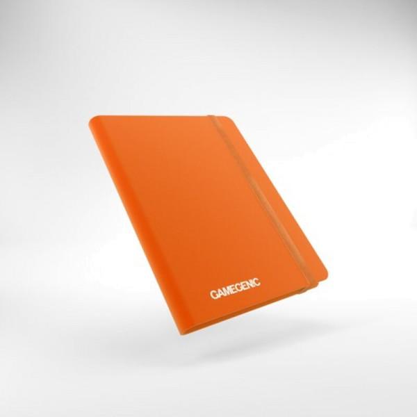 Gamegenic - Casual Album 18-Pocket Orange