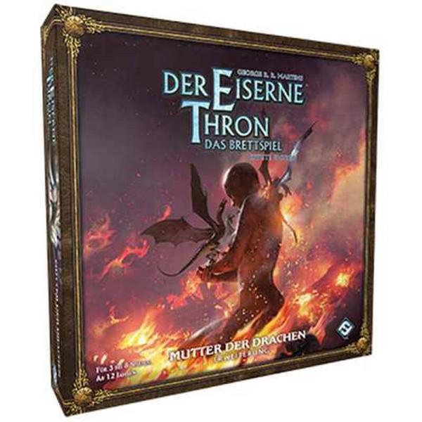 Der Eiserne Thron: Das Brettspiel 2.Ed. - Mutter der Drachen