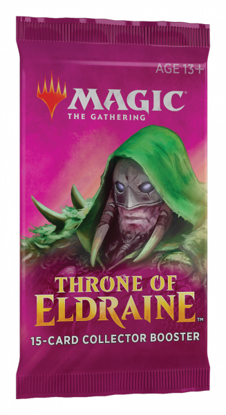 Throne of Eldraine - Collector Booster (ENG)