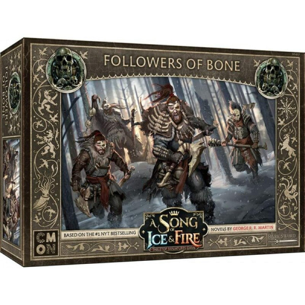 A Song of Ice & Fire - Followers of Bone (Knochenmänner)