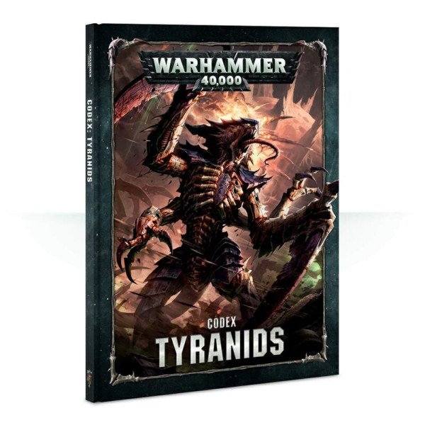 CODEX: TYRANIDS (HB) (ENG) (51-01-60)