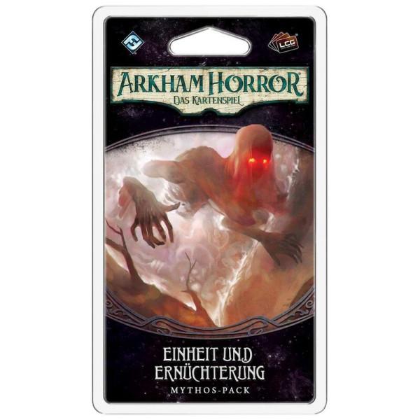 Arkham Horror: LCG - Einheit und Ernüchterung Mythos-Pack (Der-gebrochene-Kreis-4)