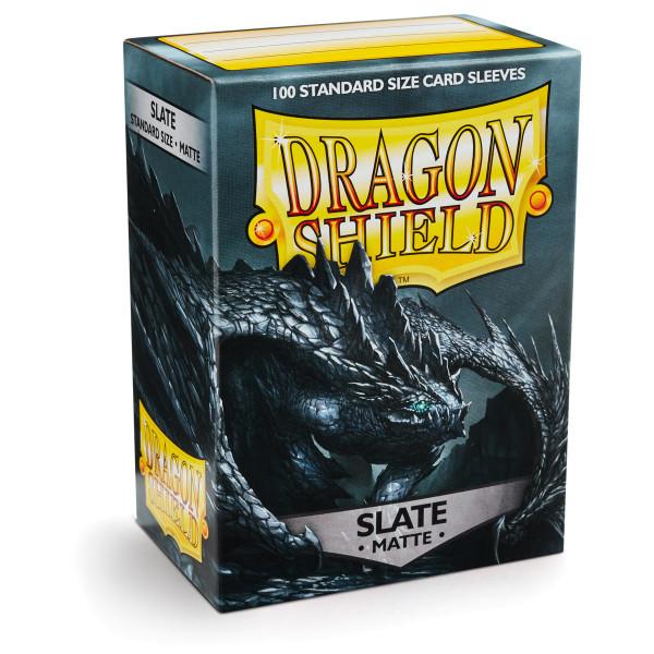 Dragon Shield: Matte Slate (100)