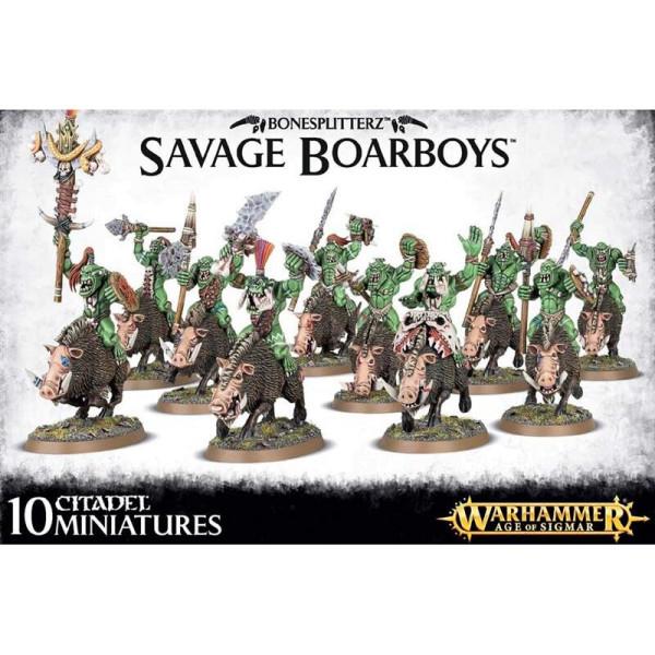 BONESPLITTERZ SAVAGE BOARBOYS (89-20)