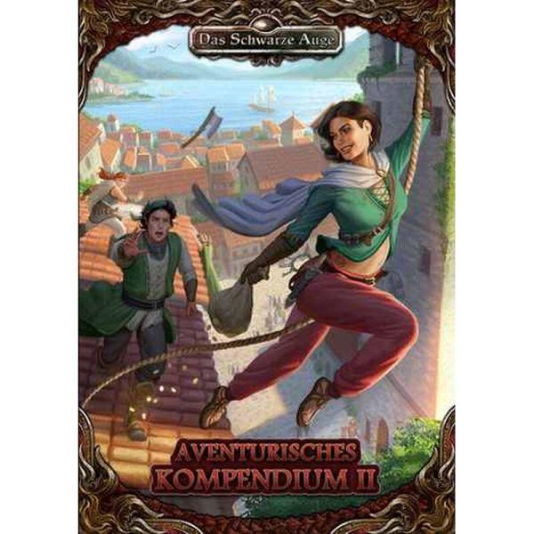 Aventurisches Kompendium 2 Taschenbuch