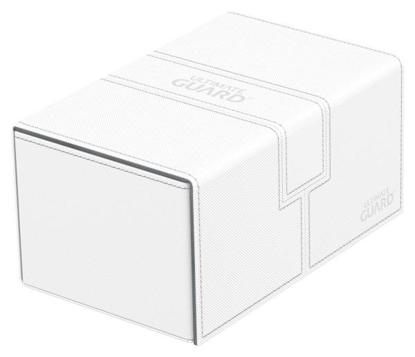 Twin Flip´n´Tray Deck Case 160+ Standard Size XenoSkin™ White
