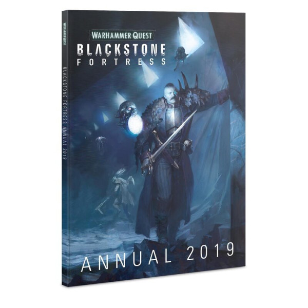 BLACKSTONE FORTRESS: ANNUAL 2019 (ENG) (BF-09)