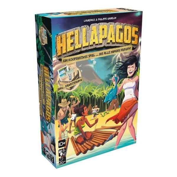 """Hellapagos (inklusive Erweiterung """"Sie sind nicht mehr allein"""")"""