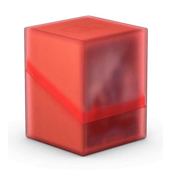Boulder Deck Case™ 100+ Standard Size Ruby