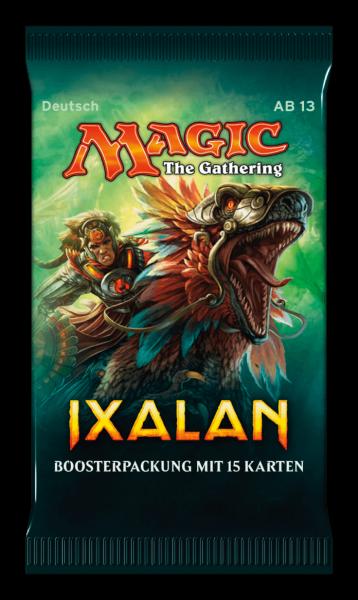 Ixalan - Draft Booster (DEU)
