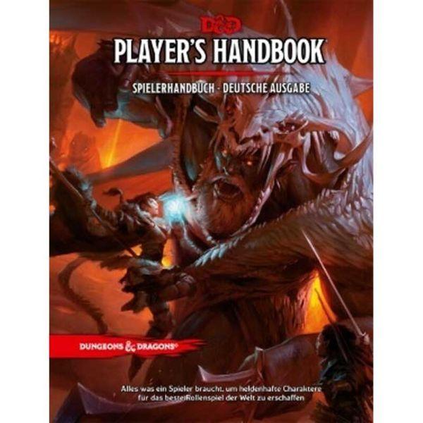 Dungeons & Dragons Players Handbook - Spielerhandbuch