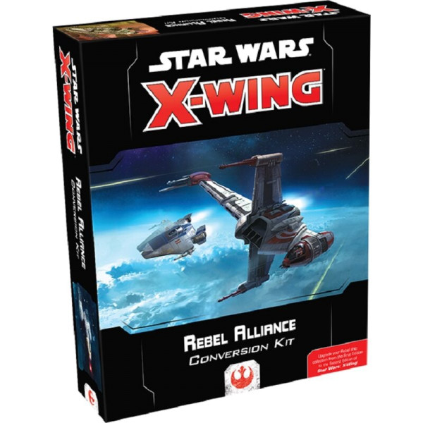 Star Wars: X-Wing 2.Ed. - Rebellenallianz Konvertierungsset
