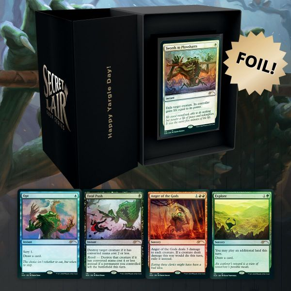 Secret Lair - Happy Yargle Day! Foil Edition (ENG)