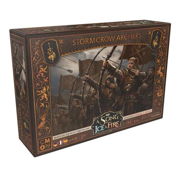 A Song of Ice & Fire - Stormcrow Archers (Bogenschützen der Sturmkrähen)