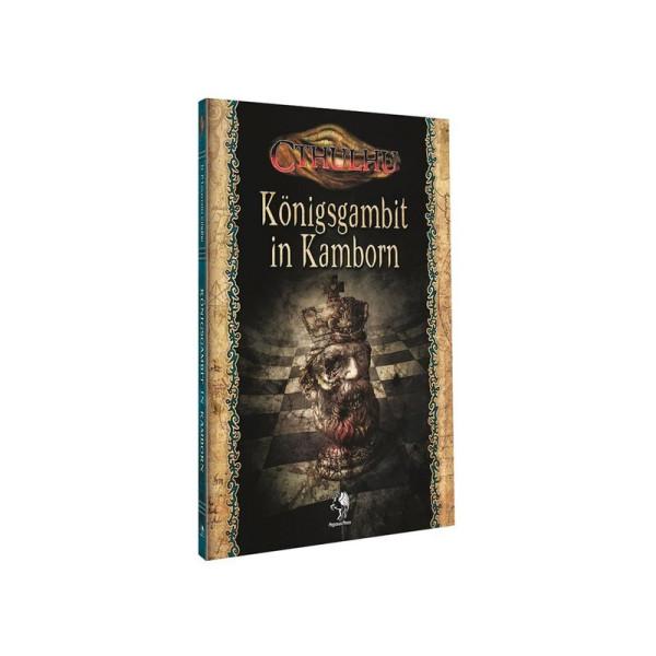 Cthulhu: Königsgambit in Kamborn (Softcover)