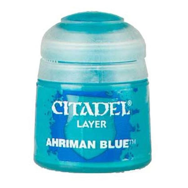 LAYER: AHRIMAN BLUE (12ML) (22-76)