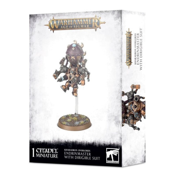 KHARADRON ENDRINMASTER IN DIRIGIBLE SUIT (84-42)