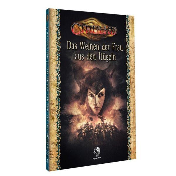 Cthulhu: Das Weinen der Frau aus den Hügeln (Softcover)
