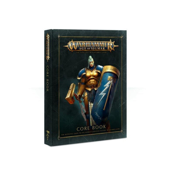 WARHAMMER: AGE OF SIGMAR CORE BOOK (ENG) (80-02-60)