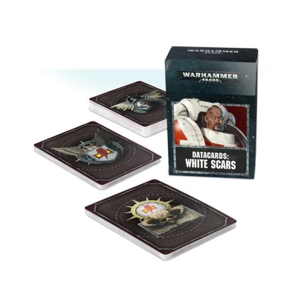 DATACARDS: WHITE SCARS (ENG) (53-43-60)