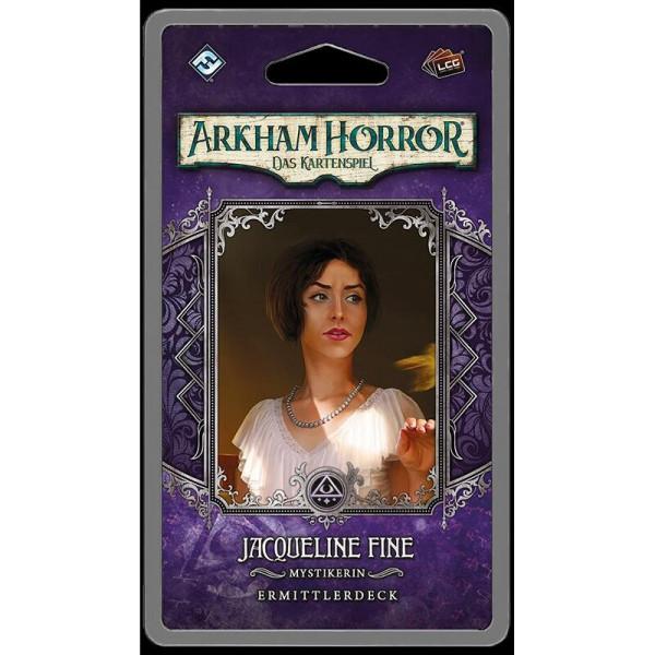 Arkham Horror: LCG - Jacqueline Fine Ermittlerdeck