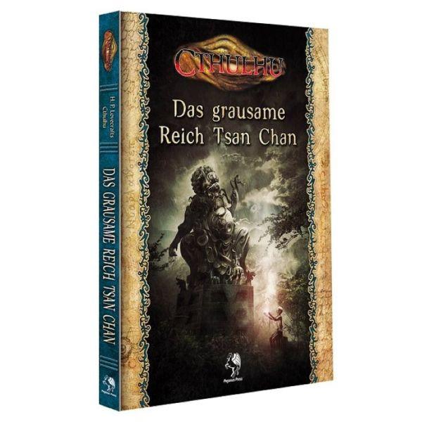 Cthulhu: Das grausame Reich Tsan Chan (Hardcover)