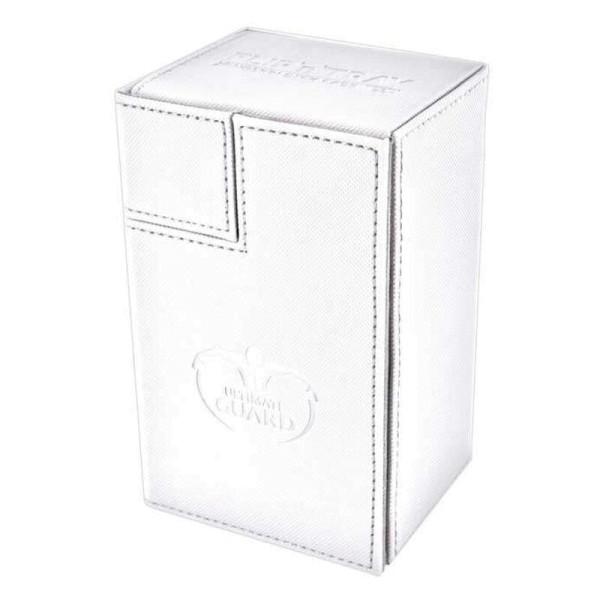 Flip´n´Tray Deck Case 80+ Standard Size XenoSkin™ White
