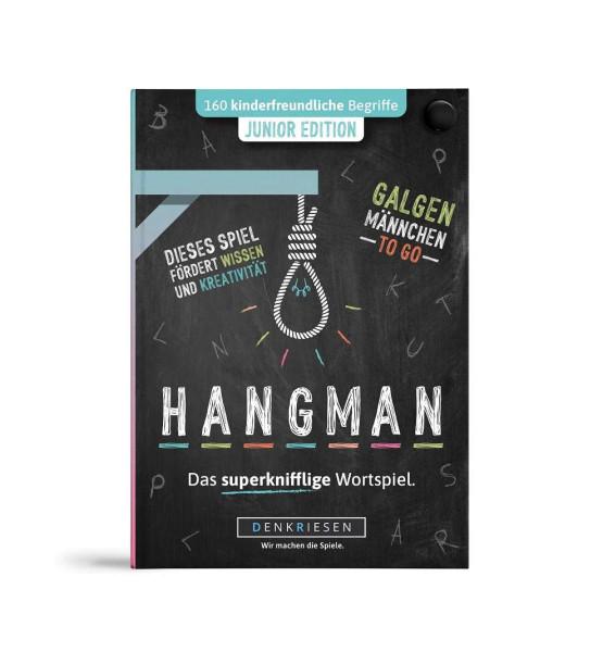 "HANGMAN Junior Edition ""Galgenmännchen TO GO"""