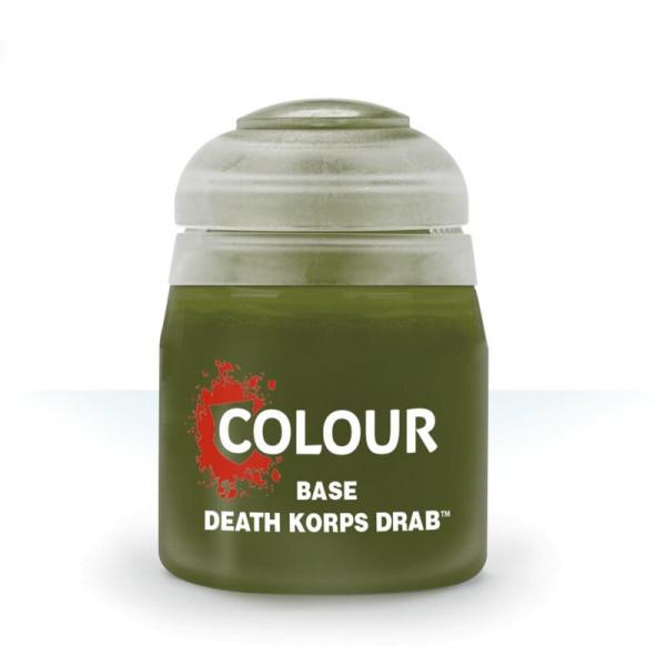 BASE: DEATH KORPS DRAB (12ML) (21-40)