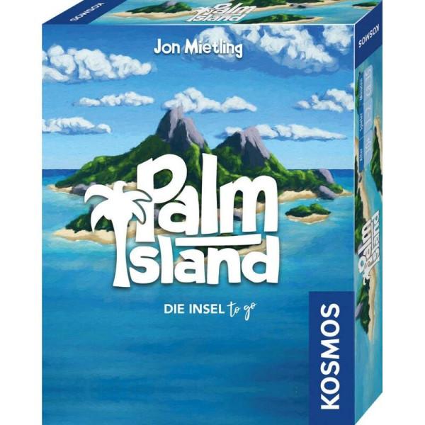 Kartenspiel Palm Island