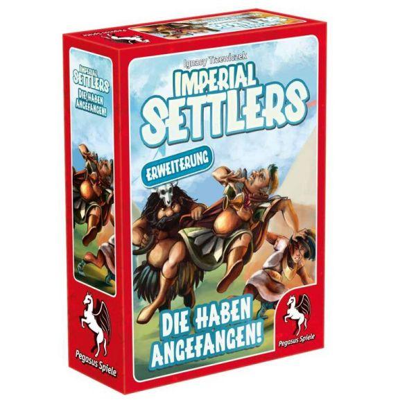 Imperial Settlers - Die haben angefangen!