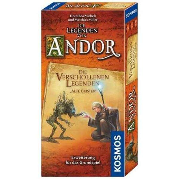 """Die Legenden von Andor - Die verschollenen Legenden """"Alte Geister"""""""