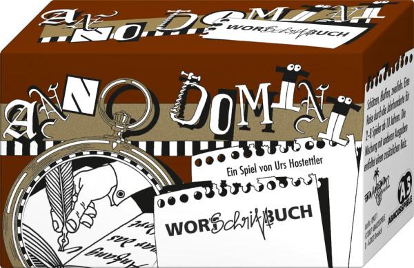 Anno Domini Wort/Schrift/Buch