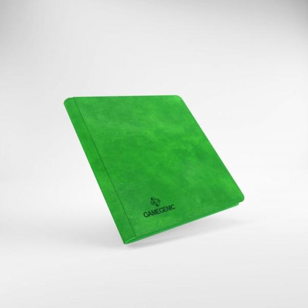 Gamegenic - Zip-Up Album 24-Pocket Green
