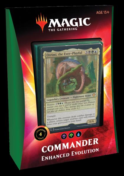 Commander Ikoria - Enhanced Evolution (ENG)