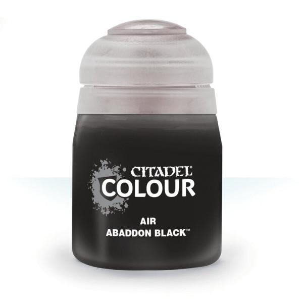 AIR: ABADDON BLACK (24ML) (28-15)