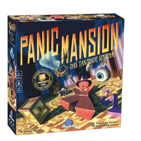Panic Mansion: Das tanzende Spukhaus