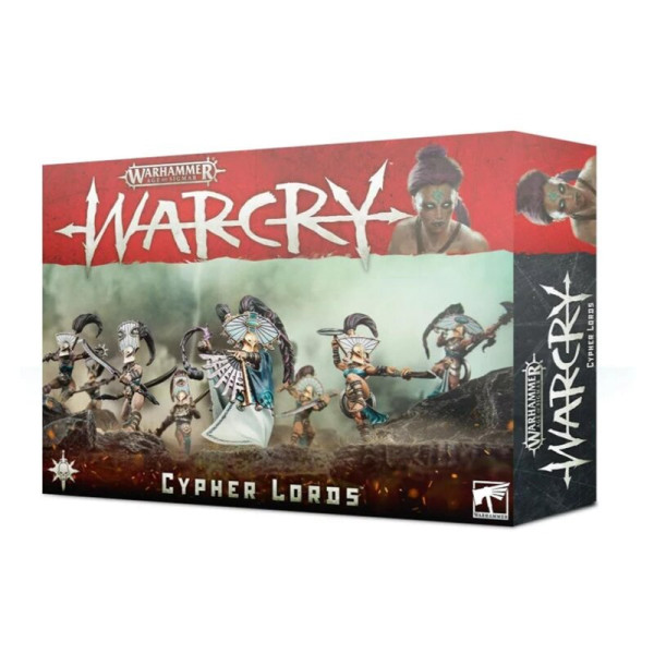 WARCRY: CYPHER LORDS (111-04)