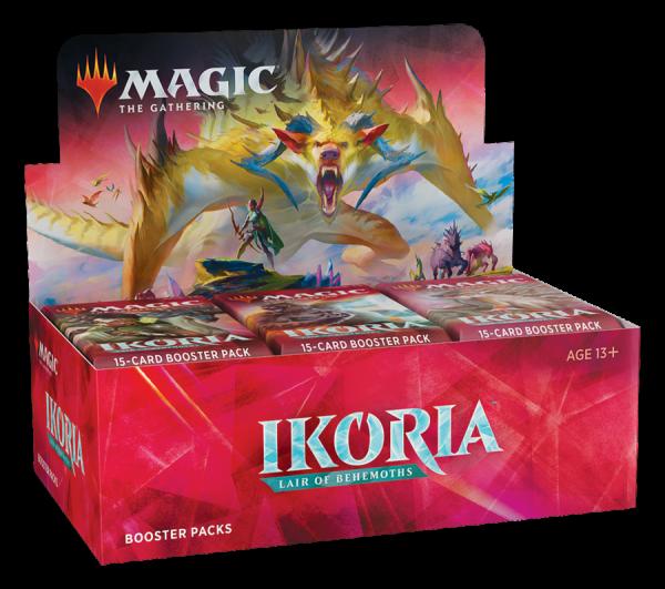 Ikoria Lair of Behemoths - Booster Display (ENG)