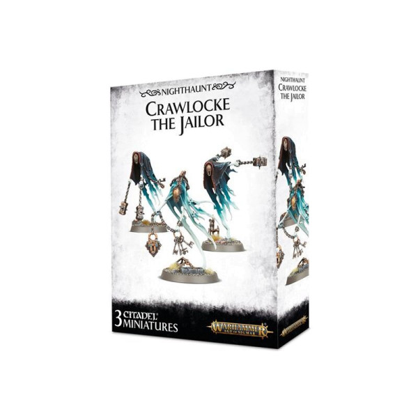 NIGHTHAUNT CRAWLOCKE THE JAILOR (91-23)