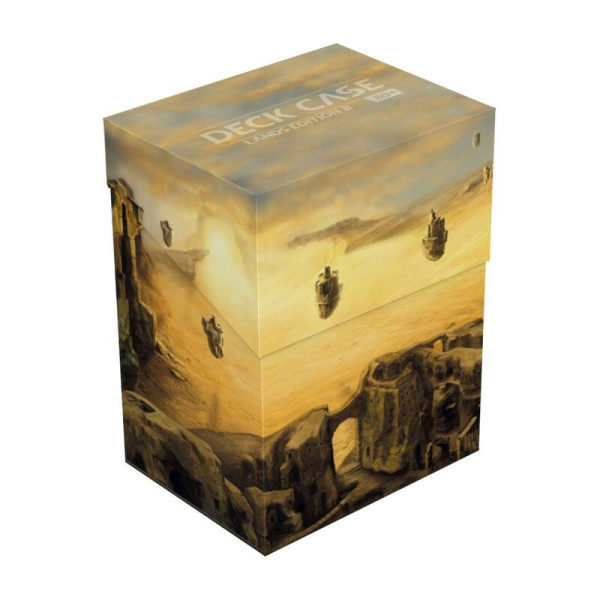 Deck Case 80+ Standard Size Lands Edition II Plains