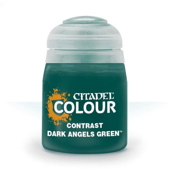 CONTRAST: DARK ANGELS GREEN (18ML) (29-20)