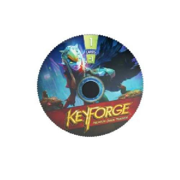 Gamegenic KeyForge Chain Tracker - Shadows