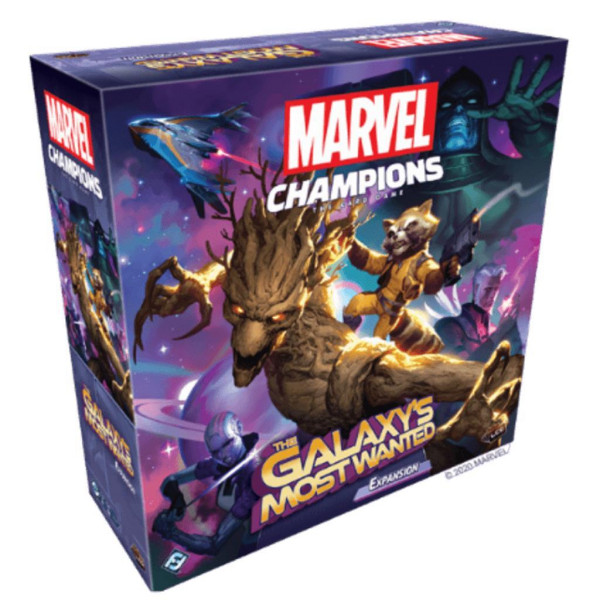 Marvel Champions The Card Game: The Galaxy's Most Wanted - EN