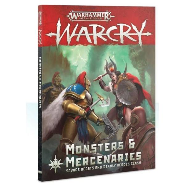 WARCRY: MONSTER & SÖLDNER (DEU) (111-17)