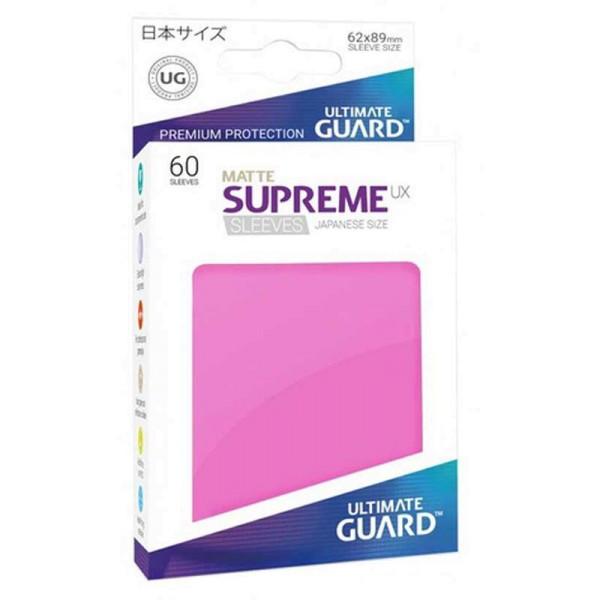 Supreme UX Sleeves Japanische Größe Matte Pink (60)