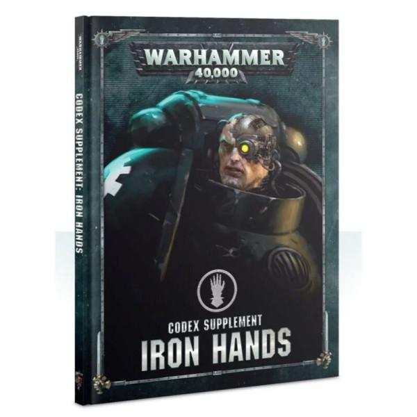 CODEX: IRON HANDS (HB) (ENG) (55-05)